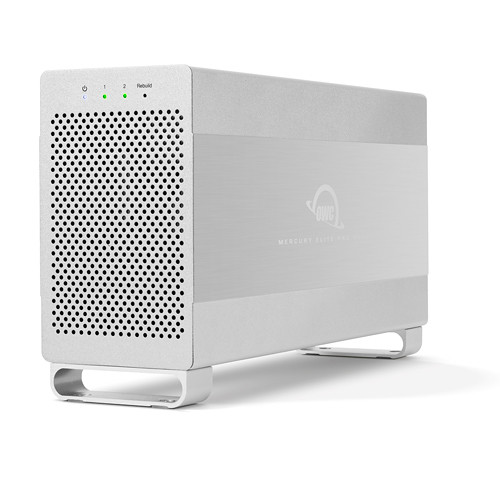 OWC / Other World Computing Mercury Elite Pro Dual 2-Bay USB 3.0 RAID Enclosure