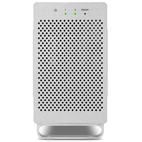 OWC / Other World Computing Mercury Elite Pro Dual 6TB 2-Bay USB 3.1 Gen 1 RAID Array (2 x 3TB)