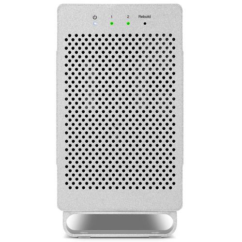 OWC / Other World Computing Mercury Elite Pro Dual 12TB 2-Bay USB 3.1 Gen 1 RAID Array (2 x 6TB)