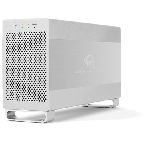 OWC / Other World Computing Mercury Elite Pro Dual 28TB 2-Bay USB 3.0 RAID Array (2 x 14TB)