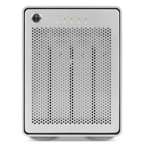 OWC Mercury Elite Pro Quad 40TB 4-Bay USB 3.1 Gen 2 Type-C RAID Array (4 x 10TB)