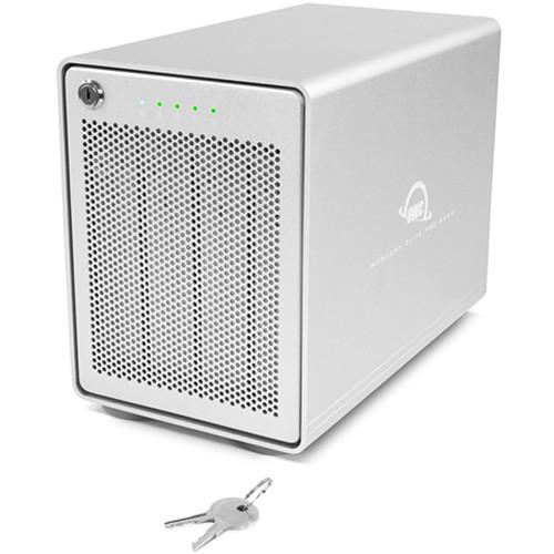 OWC 56TB Mercury Elite Pro Quad 4-Drive HDD Storage Solution (RAID Ready)
