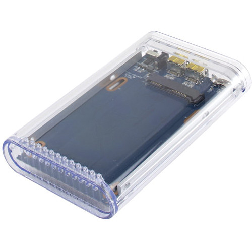 OWC / Other World Computing Mercury On-The-Go Pro Bus-Powered Multi-Interface Enclosure Kit