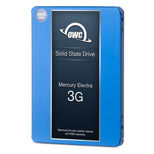 """OWC / Other World Computing 120GB SSD MERCURY ELECTRA 3G 2.5"""" 7mm SATA"""