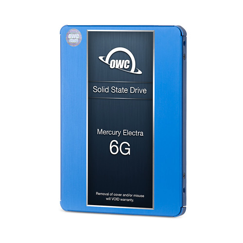 "OWC / Other World Computing 120Gb Mercury Electra 6G 2.5""/7mm Sata 6.0Gb/S Solid-State Drive"
