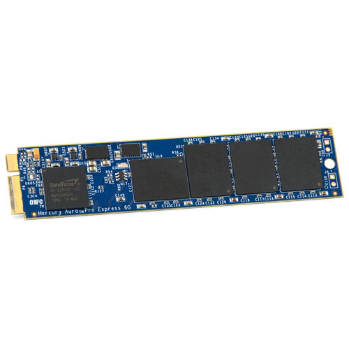 OWC / Other World Computing 250GB Aura Pro Gen 3 with SMI2258 Controller for Macbook Air 2012 Drive