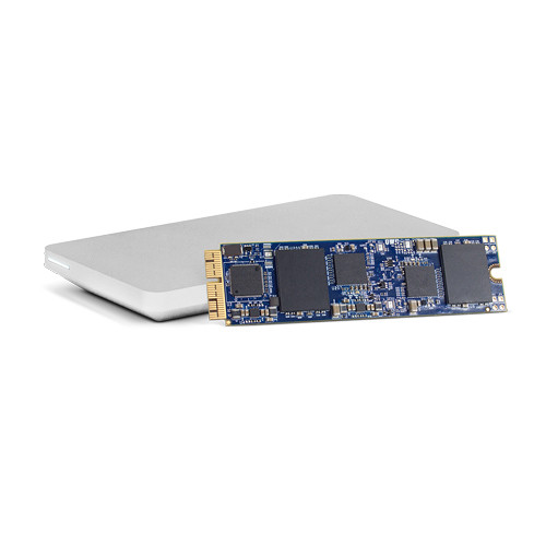 OWC / Other World Computing Aura Pro X 240GB SSD Upgrade Solution for MacBook Pro with Retina Display (Late 2013 - Mid 2015) and MacBook Air (Mid 2013 -Mid 2017)
