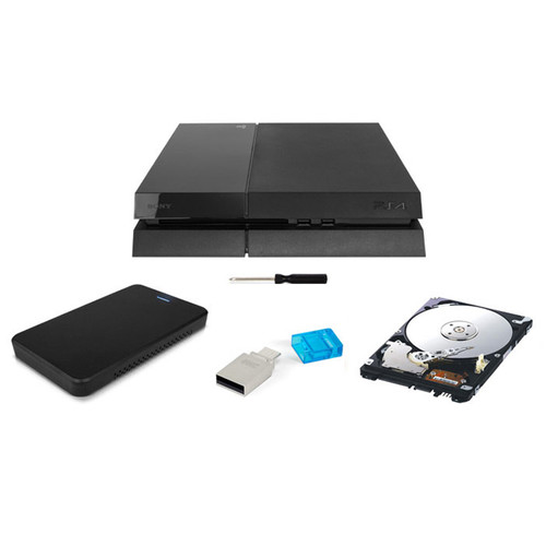 OWC / Other World Computing DIY 1TB HDD Drive Upgrade Bundle for the PlayStation 4