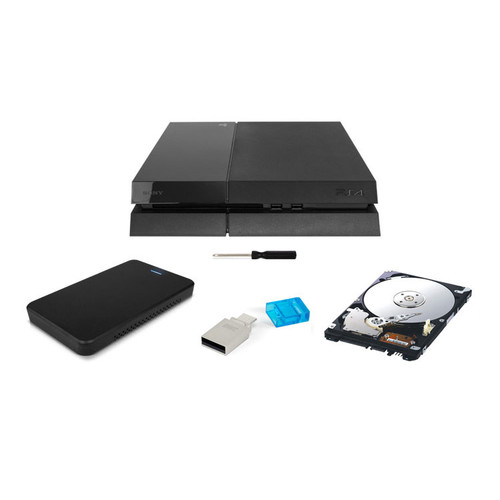 OWC / Other World Computing 2TB DIY Hard Drive Upgrade Bundle for the PlayStation 4