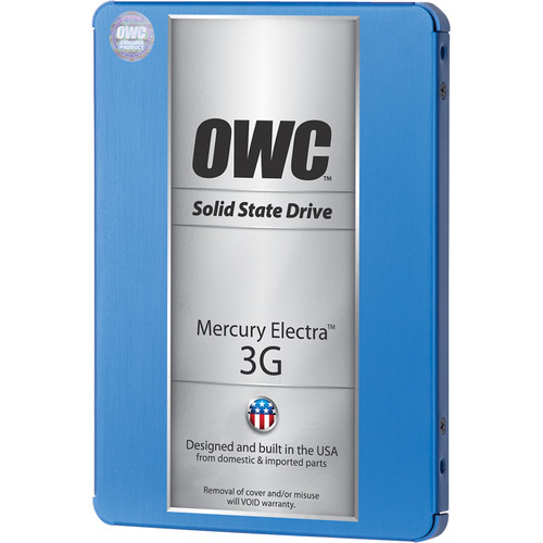 OWC / Other World Computing 120GB Mercury Electra 3G Solid State Drive