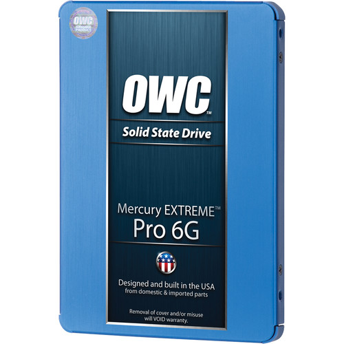 OWC / Other World Computing 120GB Mercury Extreme Pro 6G Solid State Drive