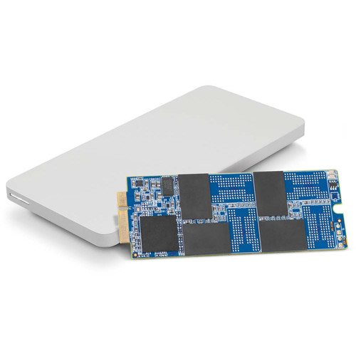 OWC / Other World Computing 240GB Aura 6G mSATA SSD and Envoy Pro Storage Solution for MacBook Pro with Retina 2012-13 Edition