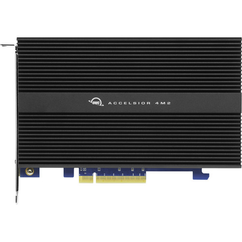 OWC 2TB Accelsior 4M2 PCIe M.2 NVMe SSD