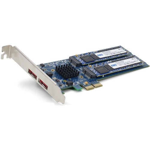 OWC / Other World Computing 960GB Mercury Accelsior E2 PCIe SSD Card