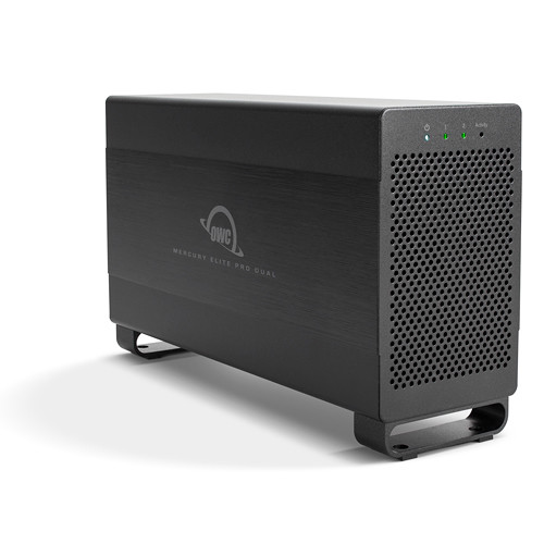 OWC / Other World Computing Mercury Elite Pro Dual 4TB 2-Bay Thunderbolt 2 RAID Array (2 x 2TB)