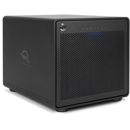 OWC ThunderBay 6 36TB 6-Bay Thunderbolt 3 RAID 0 Array (6 x 6TB)