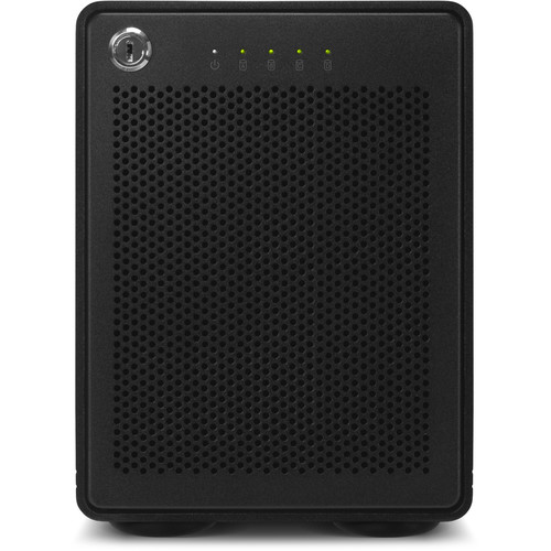 OWC / Other World Computing ThunderBay 4 32TB Four-Bay Thunderbolt 3 RAID 0 Array (4 x 8TB)