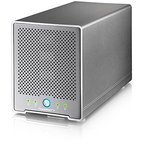 OWC 16TB ThunderBay 4 mini 4-Drive HDD Thunderbolt 3 RAID 5 Array
