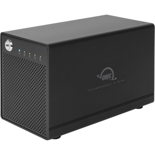 OWC / Other World Computing ThunderBay 4 Mini 500GB (4 x 120GB) Four-Bay Thunderbolt 2 Array