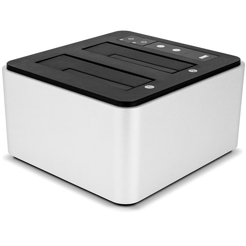 "OWC / Other World Computing Drive Dock USB 3.1 Dual Drive Bay Solution for 2.5"" and 3.5"" SATA Drives"