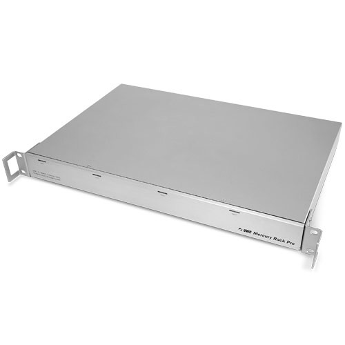 OWC / Other World Computing 24TB Mercury Rack Pro 24TB (4 x 6TB) 1U Multi-Interface Four-Bay RAID Solution (Enterprise Edition)