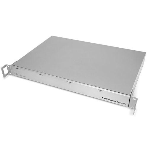 OWC 40TB Mercury Rack Pro 4-Bay Mini-SAS Enterprise Class Storage Solution (4 x 10TB)