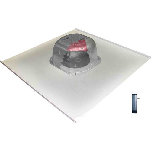 "OWI Inc. 2X2AMP-BT2S61 6.5"" Two-Source Drop Ceiling Bluetooth Amplified Speaker (2X2 Tile, 1-Speaker Package)"