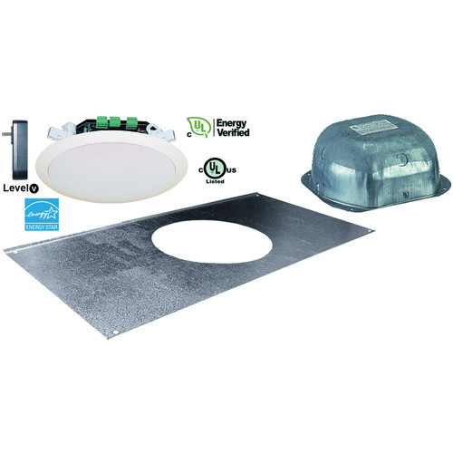 OWI Inc. AMP1SGRN1 Amplified 'Green' Drop Ceiling, 2 Speaker Combination Package
