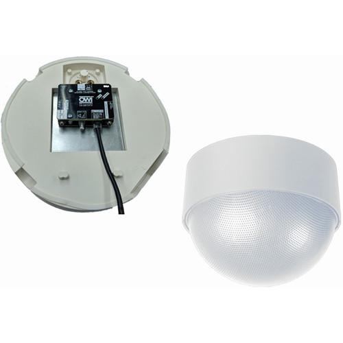 OWI Inc. 2 Each - Amp-Cat-Neptune Speaker (White)
