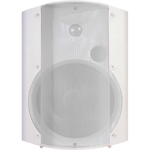 OWI Inc. Low-Voltage Amplified Surface Mount Speaker Combination (White)