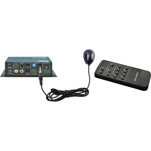 OWI Inc. AMPMA70V40 70V, 40W Digital Mini Amplifier/Mic Mixer/EQ with Remote Control