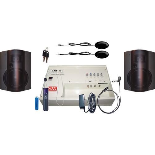 OWI Inc. CRS10162782B Speaker Package