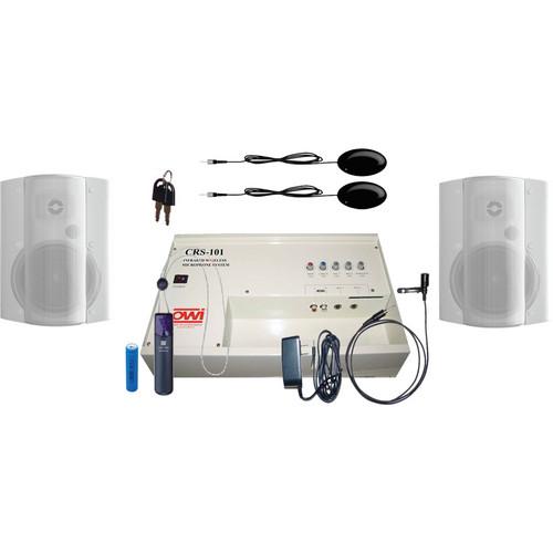 OWI Inc. CRS10162782W Speaker Package