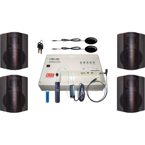 OWI Inc. CRS10162784B Speaker Package