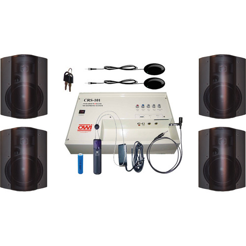 OWI Inc. CRS10162784B Speaker Package