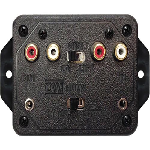 OWI Inc. HUMX-S2S-S2M Hum Eliminator