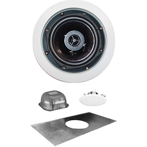OWI Inc. In-Ceiling Speaker (Paintable White)