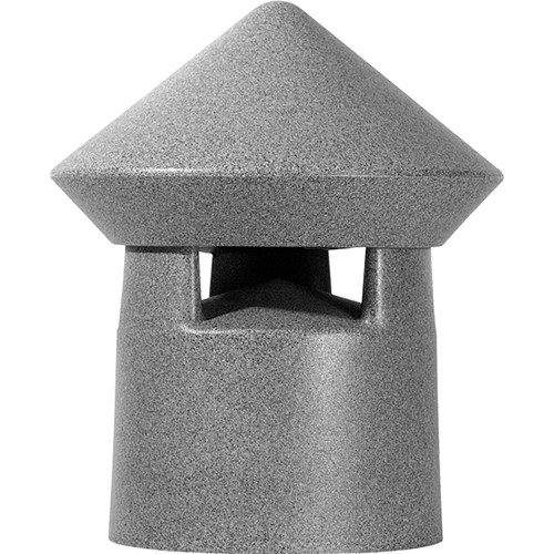 OWI Inc. LGS300DVC Cone Landscape Garden Speaker (Granite)