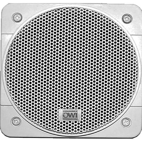 """OWI Inc. M4F710 4"""" Shower BSK Speaker (70V, 10W)"""