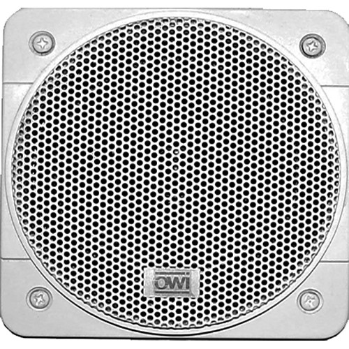 "OWI Inc. M4F710 4"" Shower BSK Speaker (70V, 10W)"