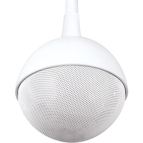 "OWI Inc. Saturn 360 Degree Pendant Speaker with 5"" Woofer (White)"