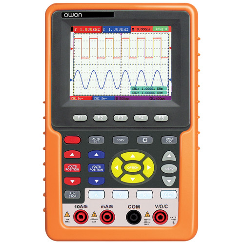 OWON Technology HDS-N Series 2-Channel Handheld Digital Storage Oscilloscope (60 MHz)