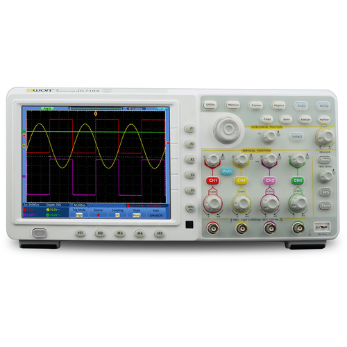 OWON Technology TDS-Series Touchscreen Digital Storage Oscilloscope (100 MHz, 1 GS/s)