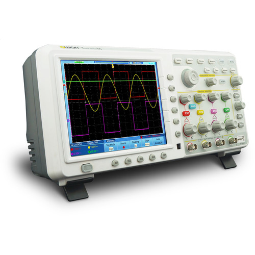 OWON Technology TDS-Series Touchscreen Digital Storage Oscilloscope (200 MHz, 2 GS/s)