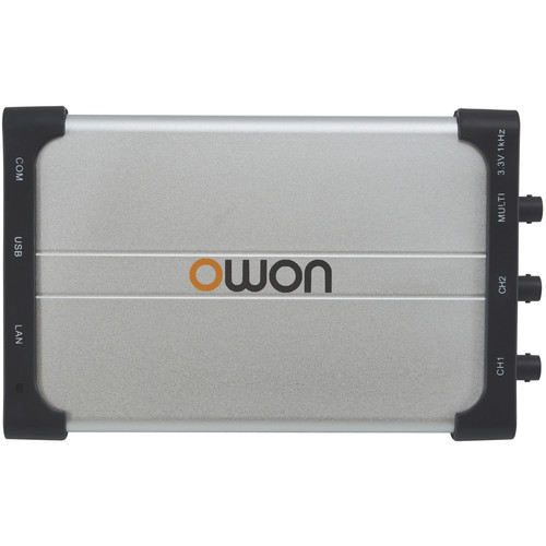 OWON Technology VDS-Series PC USB Oscilloscope (100 MHz, 2 Channels + Multi-Channel)