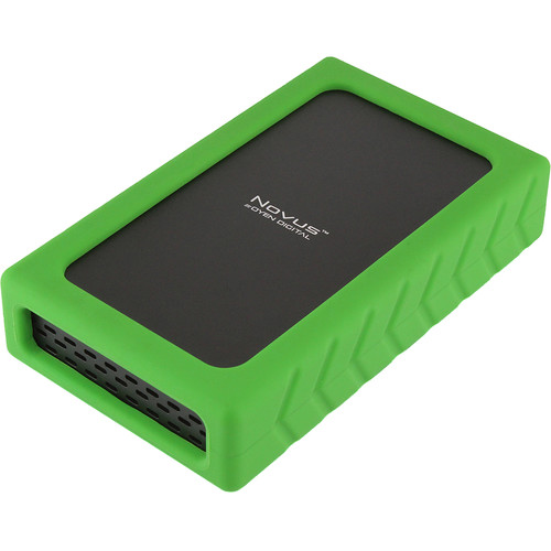 Oyen Digital 2TB Novus USB 3.1 Gen 2 Type-C Rugged Desktop Hard Drive for Xbox