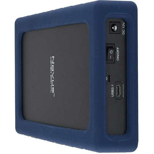 Oyen Digital 3TB Novus USB 3.1 Gen 2 Type-C Rugged Desktop Hard Drive