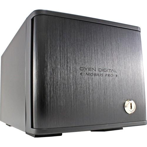 Oyen Digital 12TB Mobius Pro 2-Bay USB-C RAID HDD System (2 x 6TB)