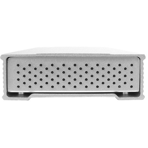 "Oyen Digital MiniPro 2.5"" FireWire 800 USB 3.0 External Drive Enclosure (Silver)"