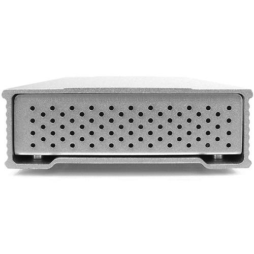 Oyen Digital MiniPro 500GB FireWire 800, USB 3.0 Portable Solid State Drive (Silver)